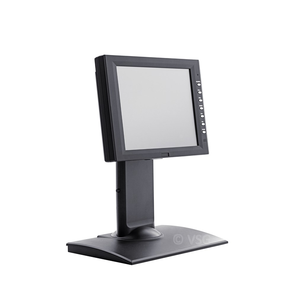flexible halterung f r pc monitore kassen pos touchscreen 10 22 vesa100 75 ebay. Black Bedroom Furniture Sets. Home Design Ideas