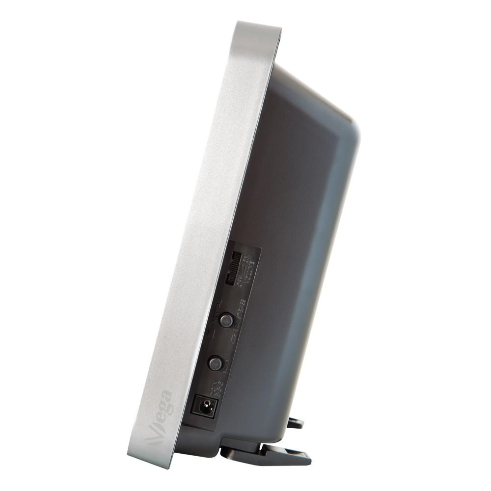 funk lautsprecher stereo 2x50watt bassboost 100m uhf plug play wireless boxen ebay. Black Bedroom Furniture Sets. Home Design Ideas