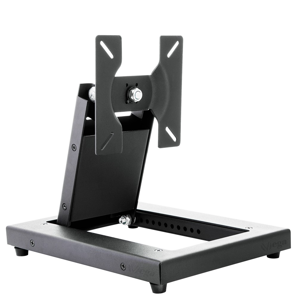 robuste metall halterung f r touchscreens pos und pc monitore 10 22 zoll verstellbar. Black Bedroom Furniture Sets. Home Design Ideas